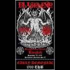 Blasphemy - Blasphemous Attack Bangkok (Early Demoniac)