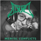 "Blood - Mental Conflicts (LP 12"")"