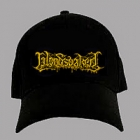 Bloodsoaked - Gold Logo (Hat)