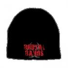 Brutal Bands - Skullcap Beanie