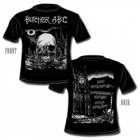 Butcher ABC - North of Hell (Black Short Sleeved T-Shirt: S-M-L-XL-XXL)