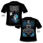 Carach Angren - Ouija (Short Sleeved T-Shirt: S)