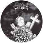 """Cianide/Machetazo - Split EP (EP 7"""" White/Grey Splattered)"""