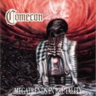 """Comecon - Megatrends in Brutality (LP 12"""" Red)"""