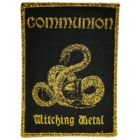 Communion - Witching Metal (Patch)