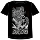 Convulse - Inner Evil (Short Sleeved T-Shirt: M-L)