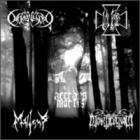 Daemonlord / Lux Ferre / Mortinatum / Malleus - Acerbus Mortis 4 Way Split CD