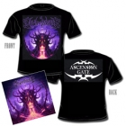 Dawn of Disease - Ascension Gate (Package: Short Sleeved T-Shirt: XL)