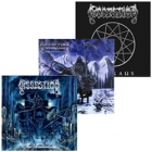 "Dissection - The Somberlain/Storm of the Light's Bane/Reinkaos (Bundle: 3 Color LP 12"")"