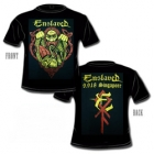 Enslaved - Live in Singapore, 9.9.18 (Short Sleeved T-Shirt: M)