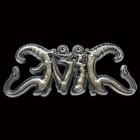 Evil - Logo (Metal Pin)