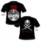 Genocidal Sodomy - Bestial Quintessence (Short Sleeved T-Shirt: S-M-L-XL)