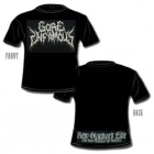 Gore Infamous - Grey Logo (Short Sleeved T-Shirt: M)