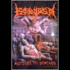 Gorgasm - Masticate to Dominate (Flag)
