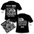 Gravewurm/Fetid Zombie - Realm of Morbidity (Package: Short Sleeved T-Shirt: M-L)