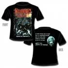 Heretic Angels - Exterminate the Respiration '17 (Short Sleeved T-Shirt: M-L-XL-XXL)