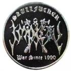 Impiety - Skullfucker (Metal Pin)