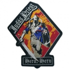 Judas Priest - Hero, Hero (Shaped Patch)