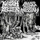 Krotchripper/Mass Murder Messiah - Split CD