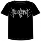 Moonspell - Logo (Short Sleeved T-Shirt: M)