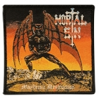 Mortal Sin - Mayhemic Destruction (Patch: Black Border)