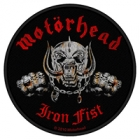 Motörhead - Iron Fist (Patch)