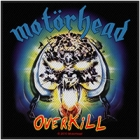 Motörhead - Overkill (Patch)