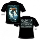 Napalm Records - Heavy Metal Downhill (Short Sleeved T-Shirt: M)