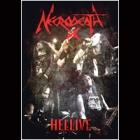 Necrodeath - Hellive (DVD)
