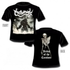 Nocturnal - Arrival of the Carnivore (Short Sleeved T-Shirt: M-L)