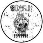 Oldskull - Oldskull of Death (Rounded Patch)
