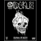 Oldskull - Oldskull of Death (Flag)