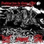 Paganus Doctrina/Morbid Funeral/Necrólisis - Deathblast from the Center of Hell