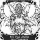 Pseudogod/Teitanfyre/Ill Omened/Gehangter Jude - Four Wings of Blasphemy and Abomination