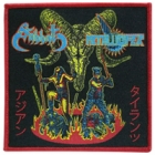 Sabbat/Metalucifer - The Asian Tyrants (Patch)