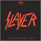 "Slayer - You Against You (EP 7"" Red Marbled)"