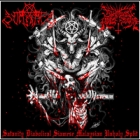Symphonic of Black Sculptures/Zuriarts - Satanity Diabolical Siamese Malaysian Unholy Split