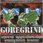 United States of Goregrind - 4 Way Split CD