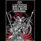 War Bestial Black Metal Guidebook (Book)